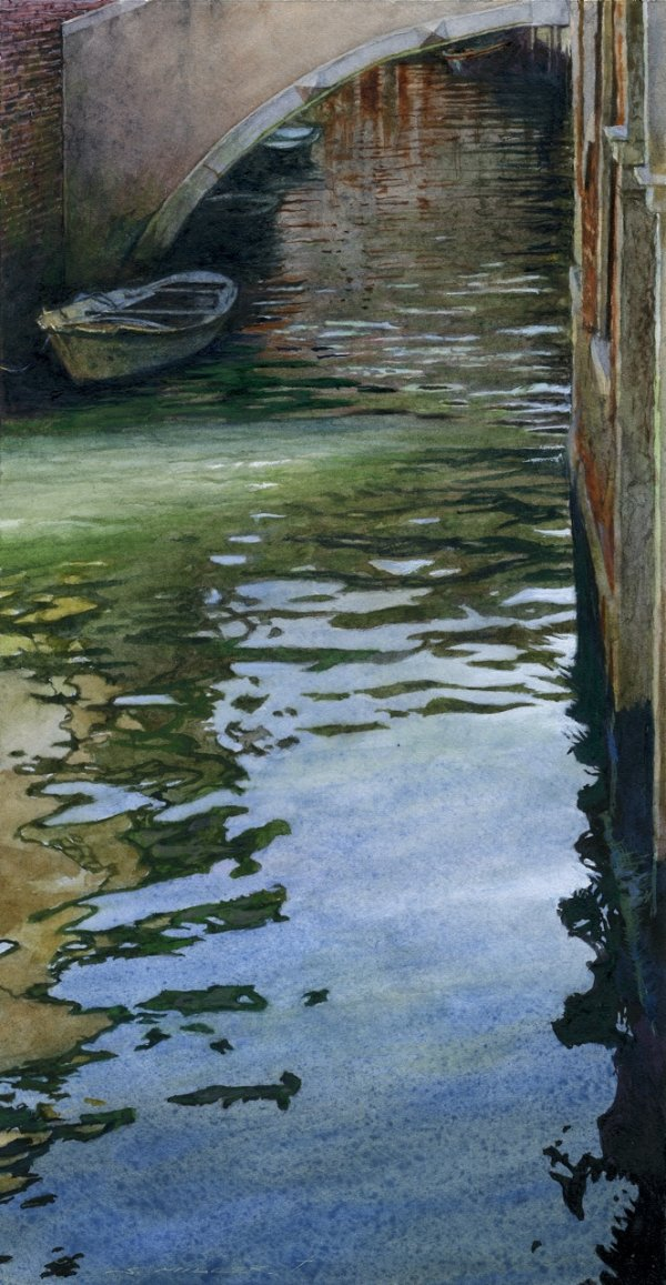 Stan Miller – Paintings Calm Water – Feature123