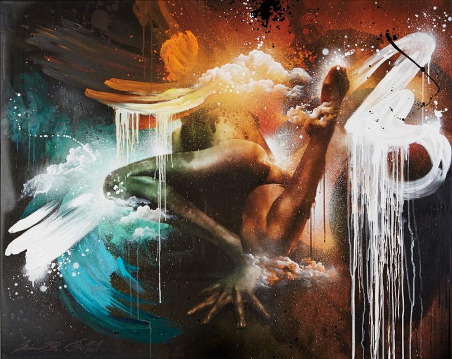 Thomas Fryd-Mikael B-emerging-alchemy-ZOUL-50x40