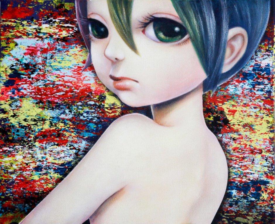 Yosuke Ueno Painting - Summer
