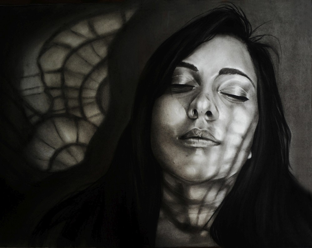 Dylan Andrews-charcoal-Drawings-portraits 4xd74