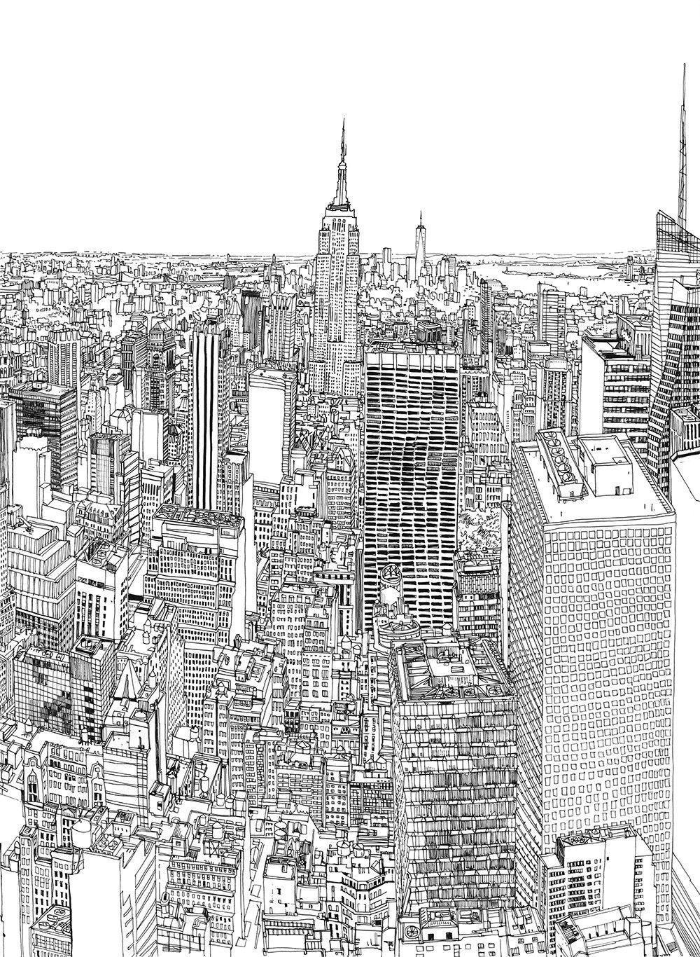 Patrick-Vale-Drawing-New-York-Skyline-123def