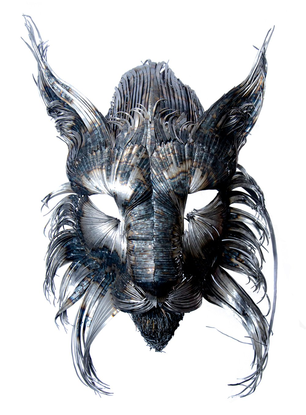 Selçuk Yılmaz_Animal Steel Sculpture_Lynx-f34e70