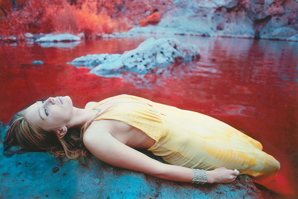 Shae DeTar-Photography-Painting-RED-AND-BLUE-CAILIN