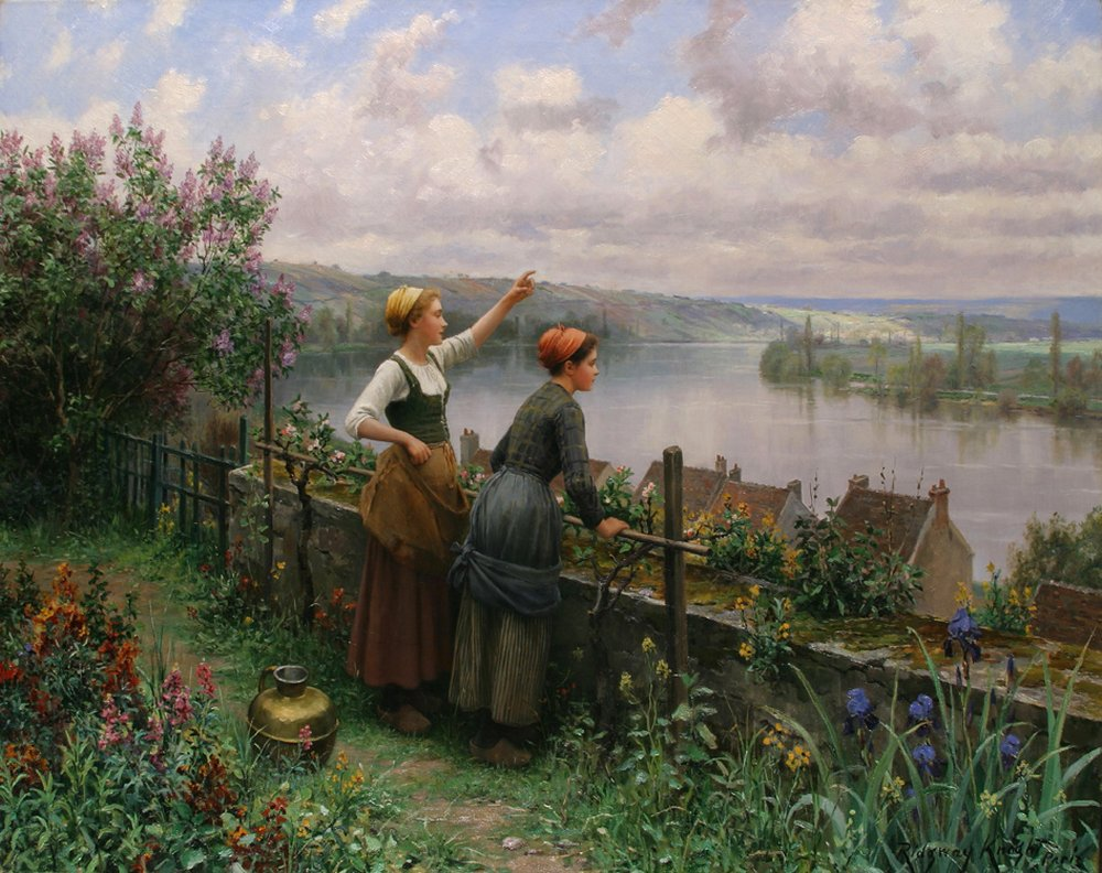 daniel_ridgway_knight_painting-sur_la_terrasse