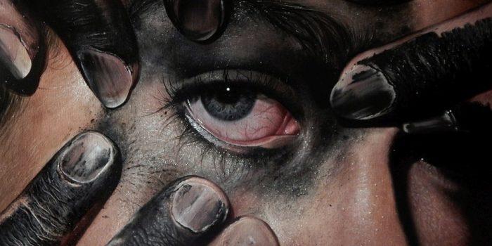 KIT KING Oil Painting OurLittleSecret