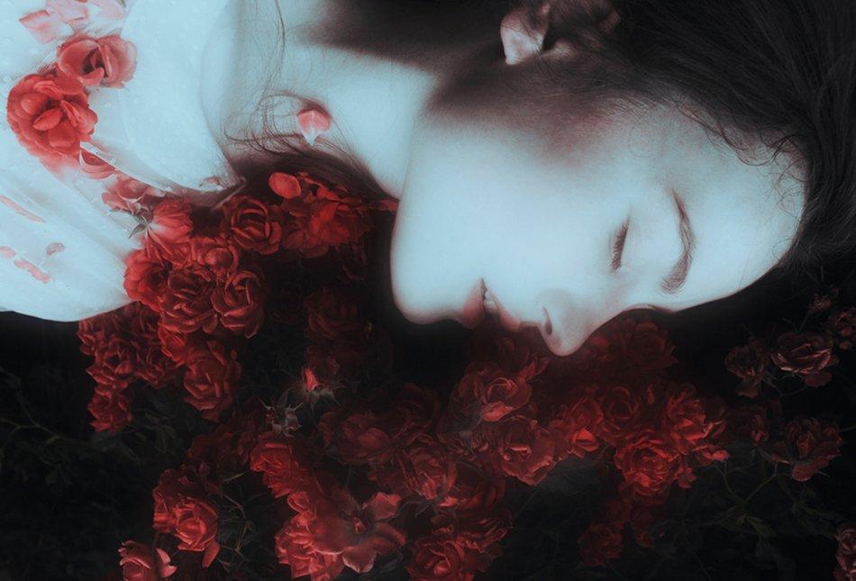 Laura Makabresku Photography_The Garden of Wounds 4795