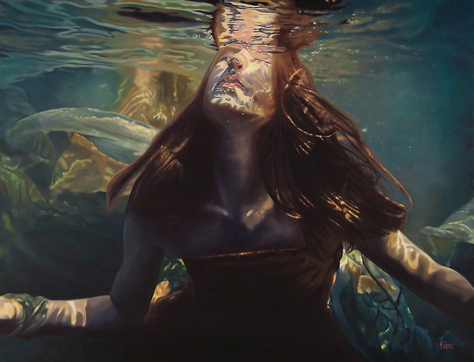 Mark Heine-Painting-Sirens_1464782