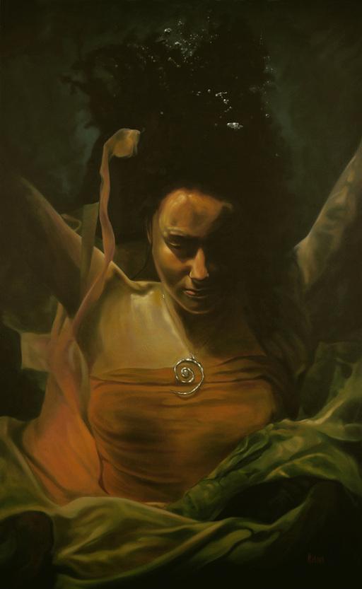Mark Heine Paintings Sirens Feature