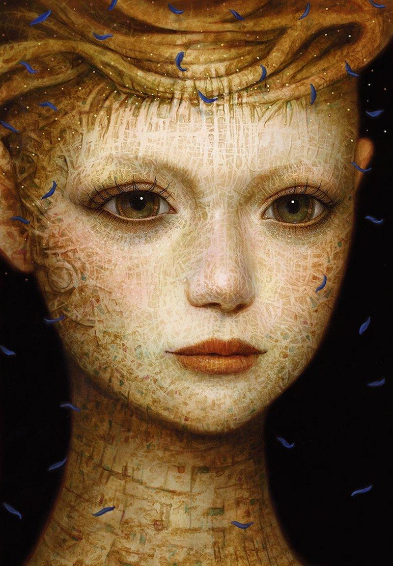 Naoto Hattori-Painting-curious_mind