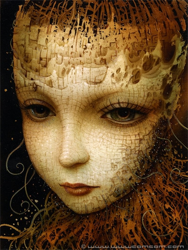 Naoto Hattori Painting Recollection 0258