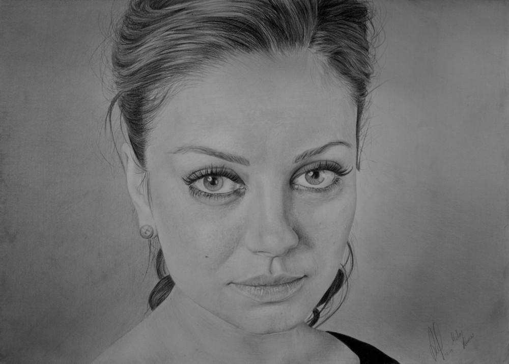 Rebekka Lord-johnson-Pencil Drawings-7255