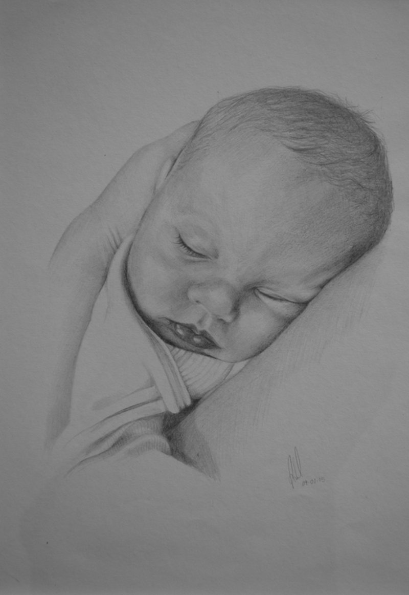 Rebekka Lord-johnson-Pencil Drawings-7485