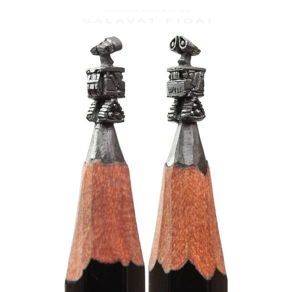 Salavat Fidai-pencil-sculpture-147frt