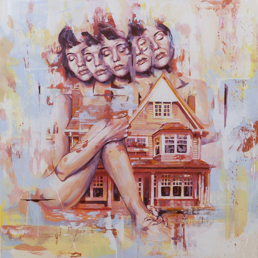 Sam Octigan-Painting_No Place Like Home 8541