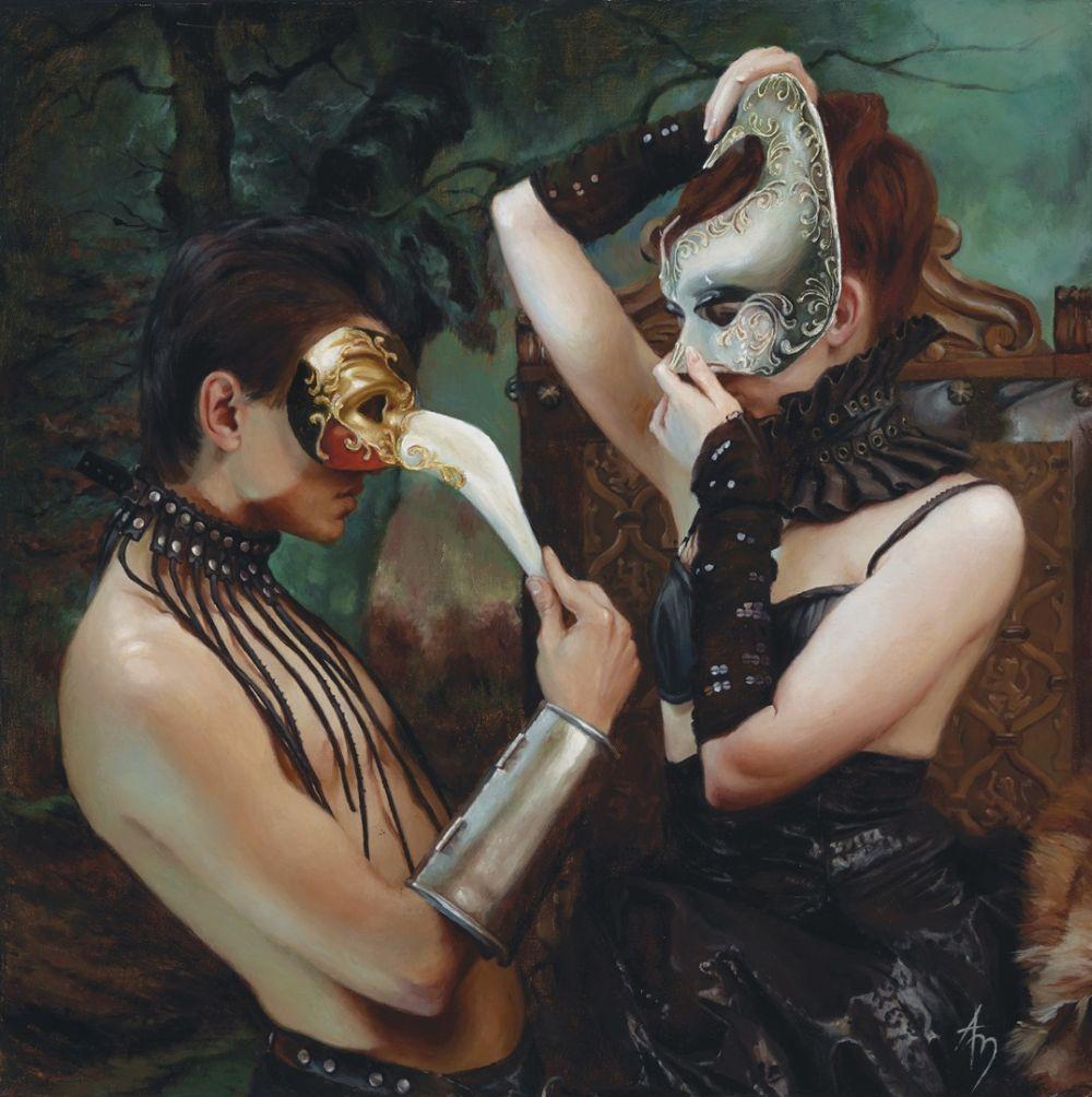Alexandra Manukyan Paintings Surreal_621cab