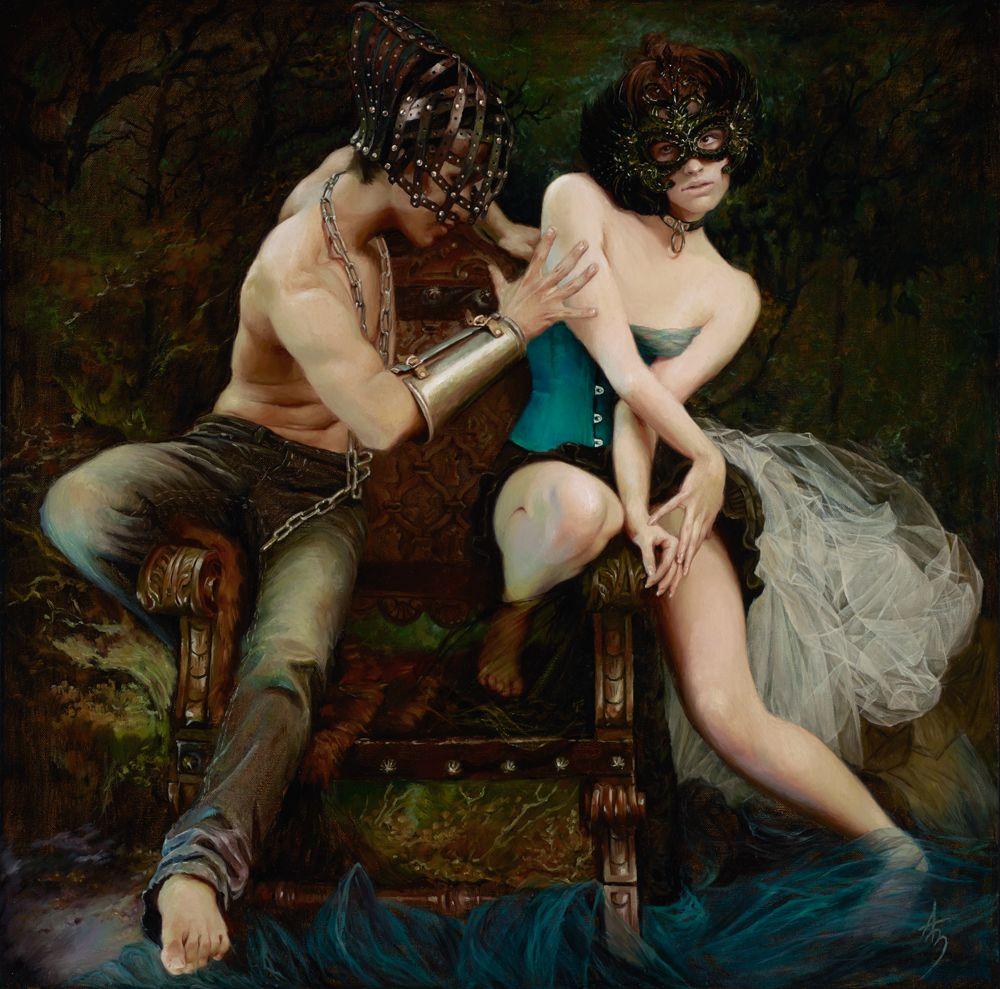 Alexandra Manukyan Paintings Surreal_90e87