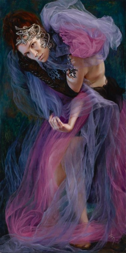 Alexandra Manukyan Paintings Surreal_Feature
