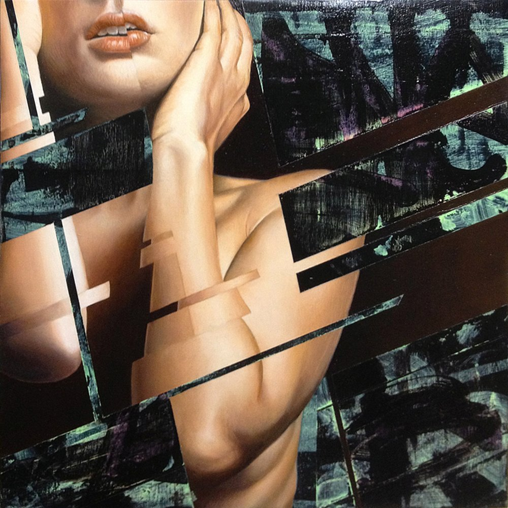James Bullough Paintings_TheHiding1