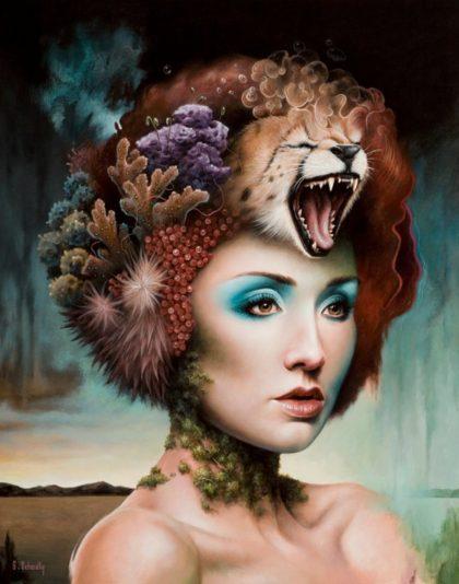 Scott Scheidly Paintings_Natura