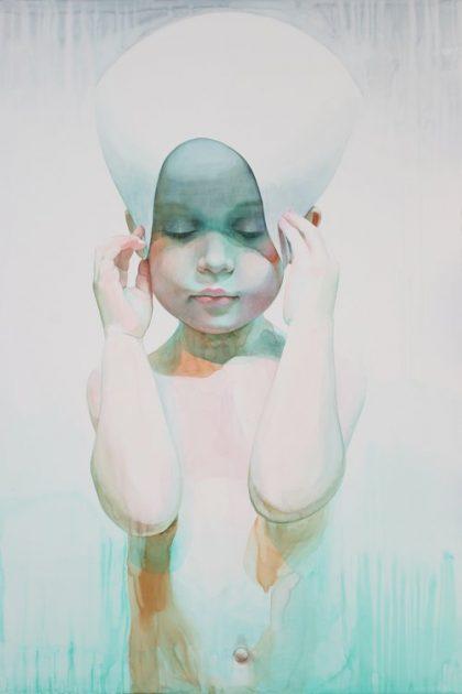 Ali Cavanaugh_Watercolor Portraits-intersession