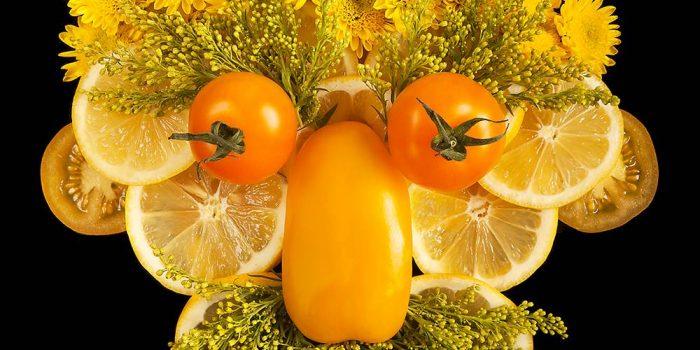 Emily Dryden Zahydé Pietri – Fresh Faces Fruits Vegetable Gilbert