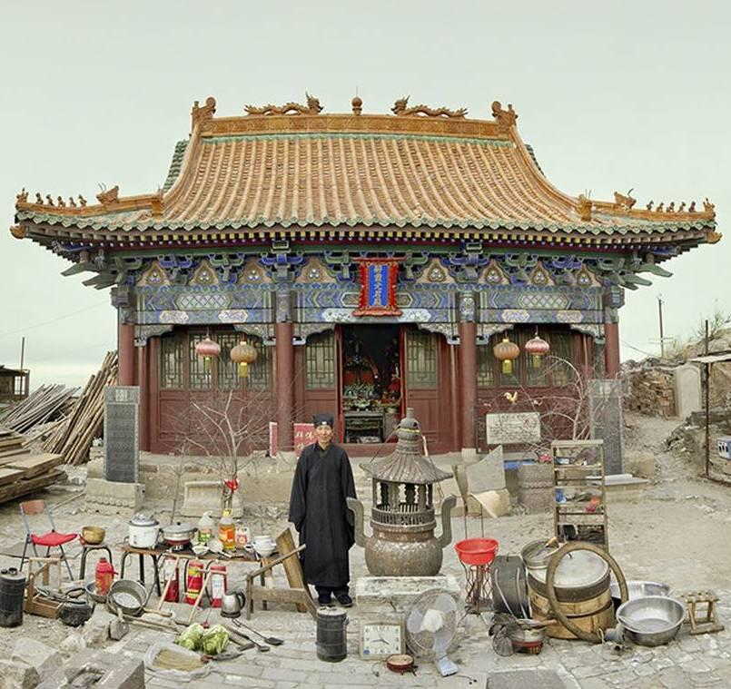 Huang Qingjun Photography China Family Stuff Feature