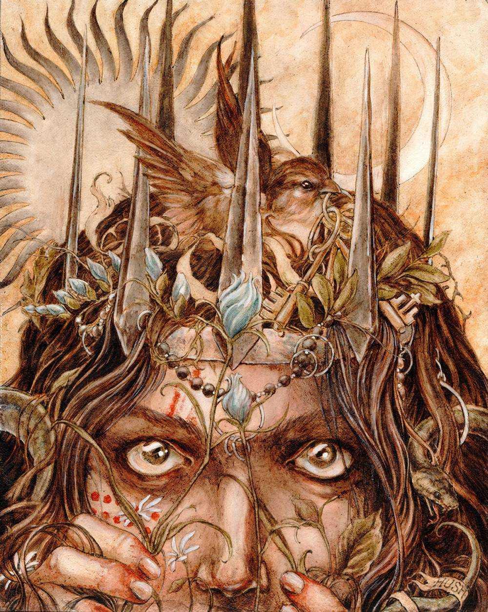 Jeremy hush - Illustrations 458lpo