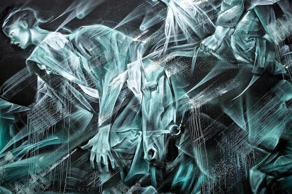 Li-Hill-graffiti-Painting-Deacon-Of-Dark-River