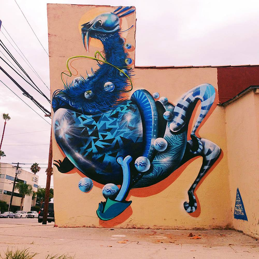 Yis Goodwin Nosego_Mural_Los Angeles
