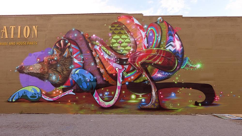 Yis Goodwin Nosego_Mural_Seattle