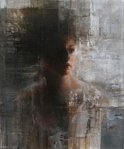 Mara Light Paintings - transcendance