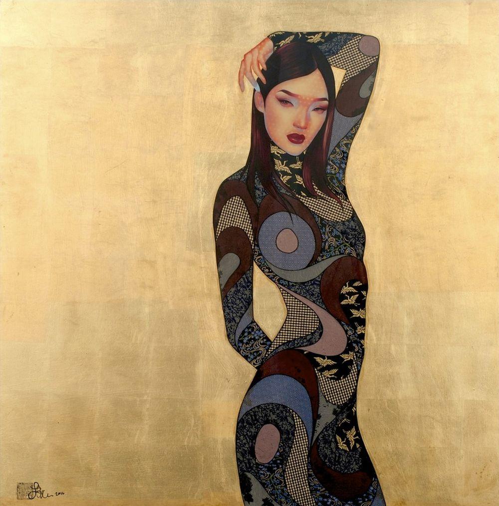 Lauren Brevner-Painting-Ran
