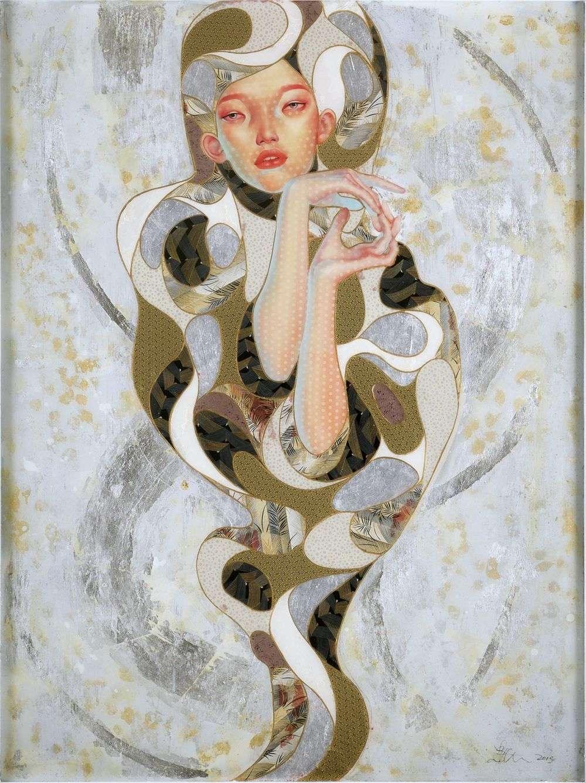 Lauren Brevner-Painting-wabi-sabi