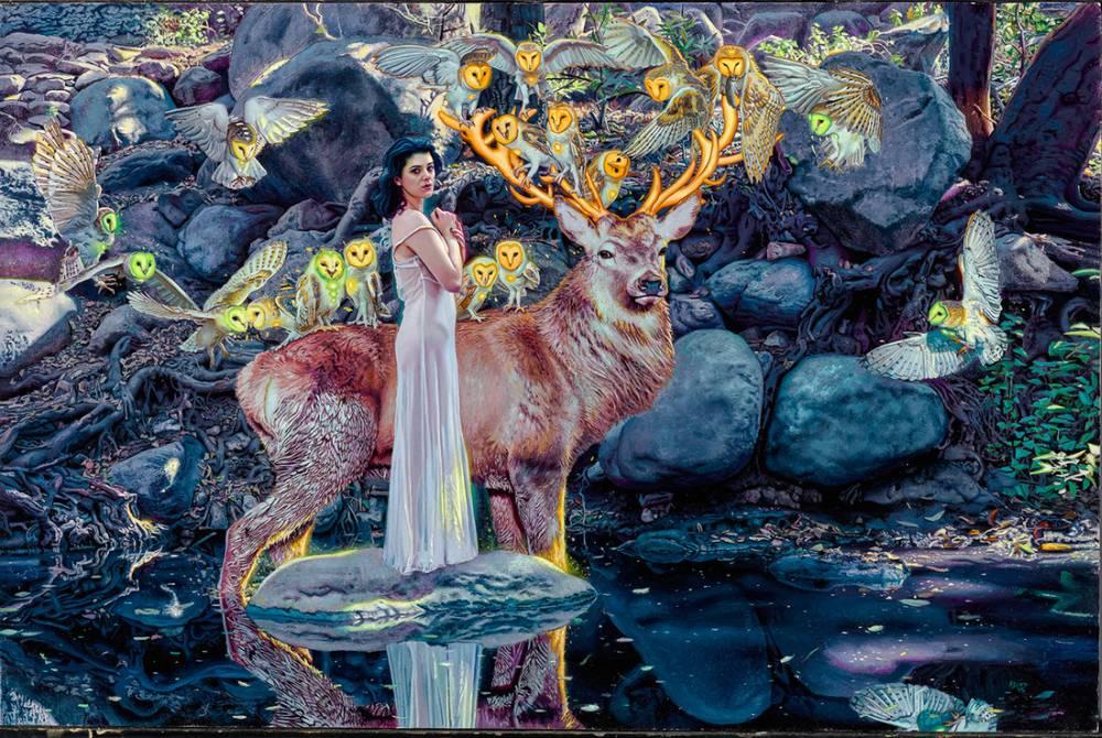 Rodrigo Luff Paintings 158htg