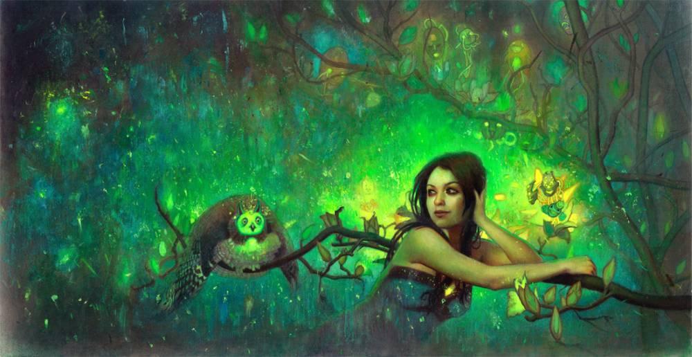Rodrigo Luff Paintings 2593-123