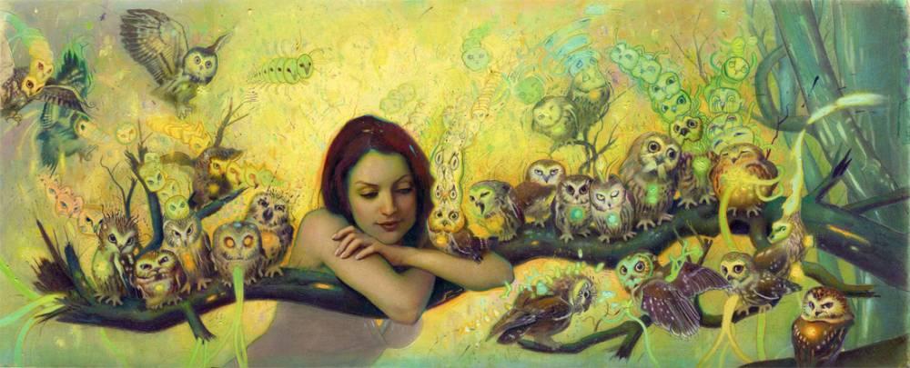 Rodrigo Luff Paintings 2593