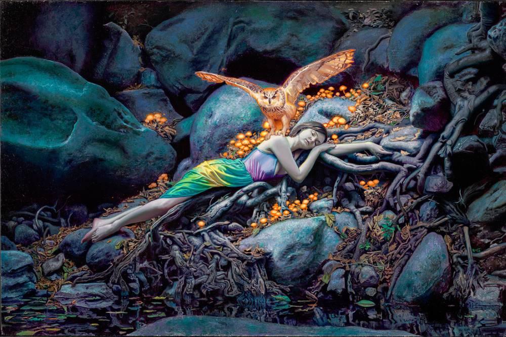 Rodrigo Luff Paintings 3598