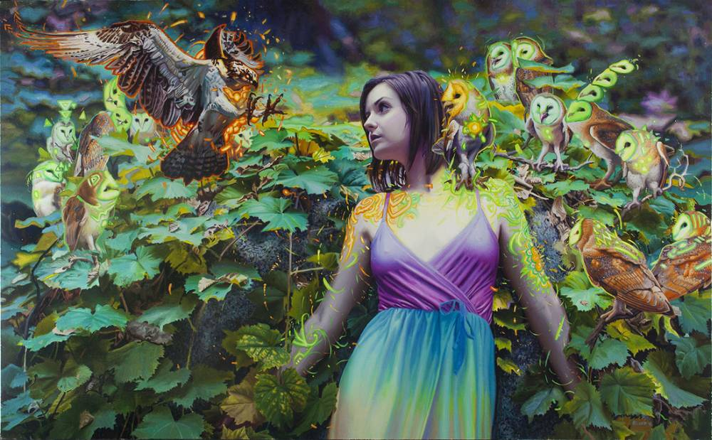 Rodrigo Luff Paintings 48769