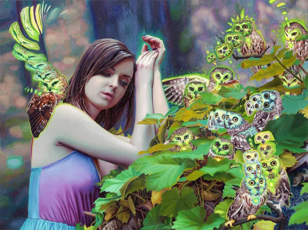 Rodrigo Luff Paintings 7469