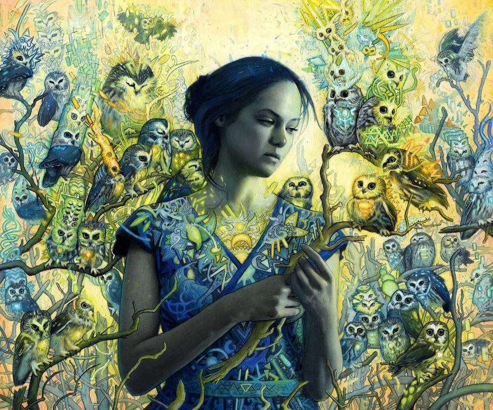 Rodrigo Luff Paintings 8547