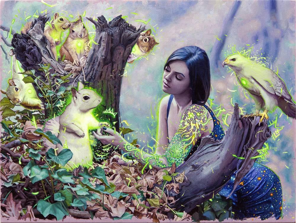 Rodrigo Luff Paintings 8745