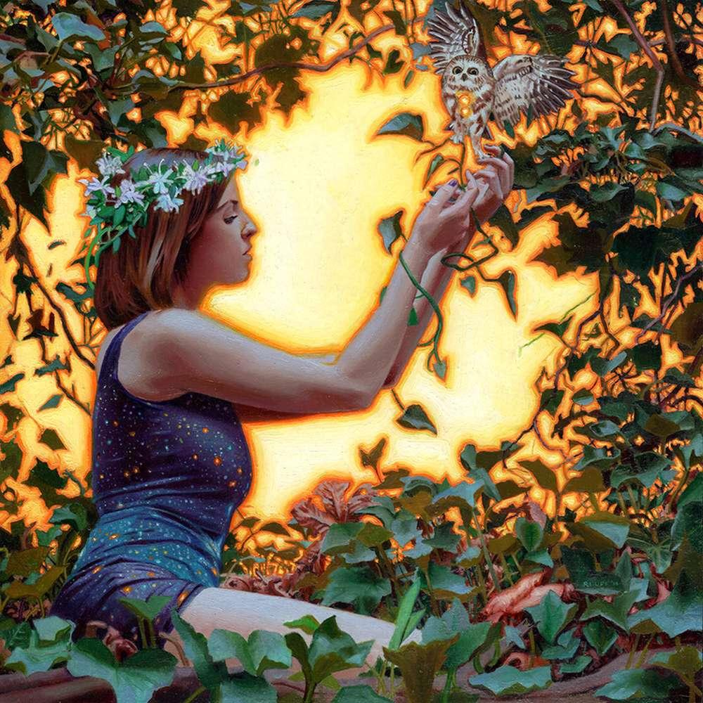 Rodrigo Luff Paintings 8952