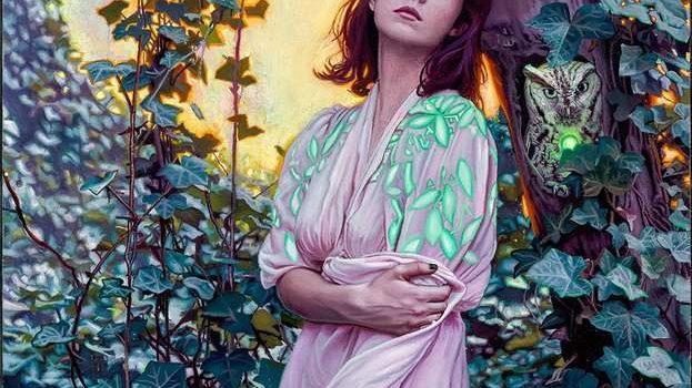 Rodrigo Luff Paintings Feature