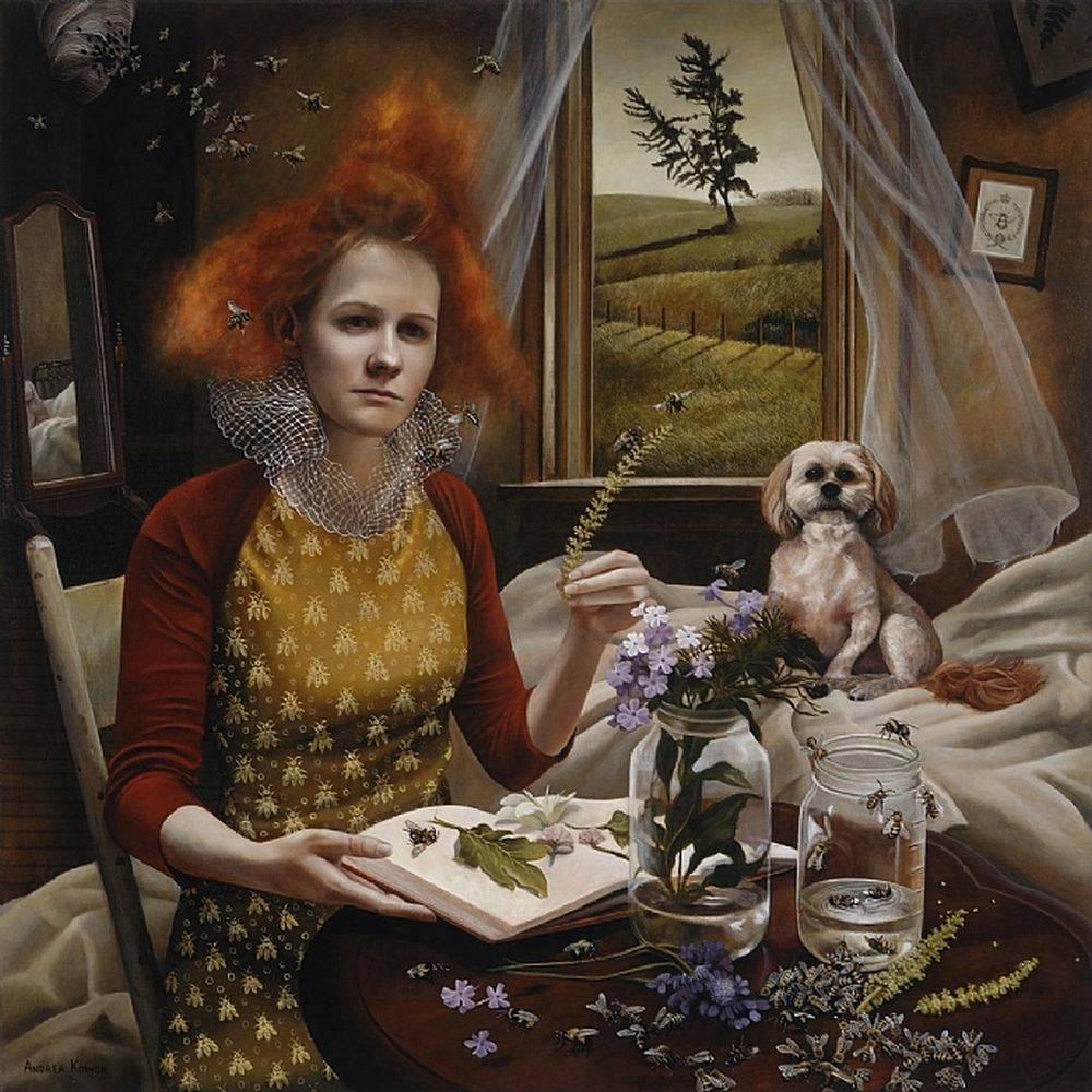 Andrea Kowch Paintings 15486
