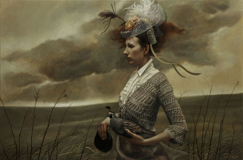 Andrea Kowch Paintings 15499