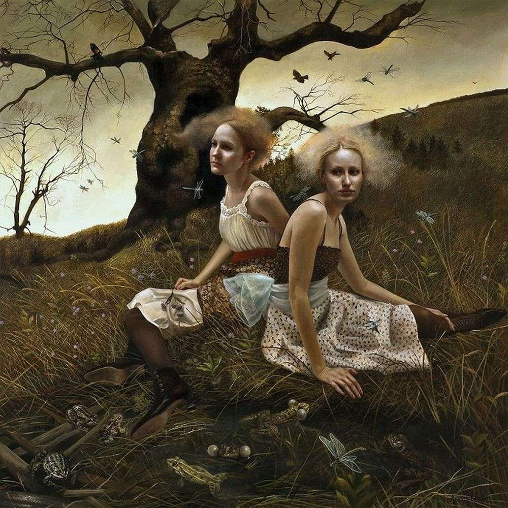 Andrea Kowch Paintings 15896
