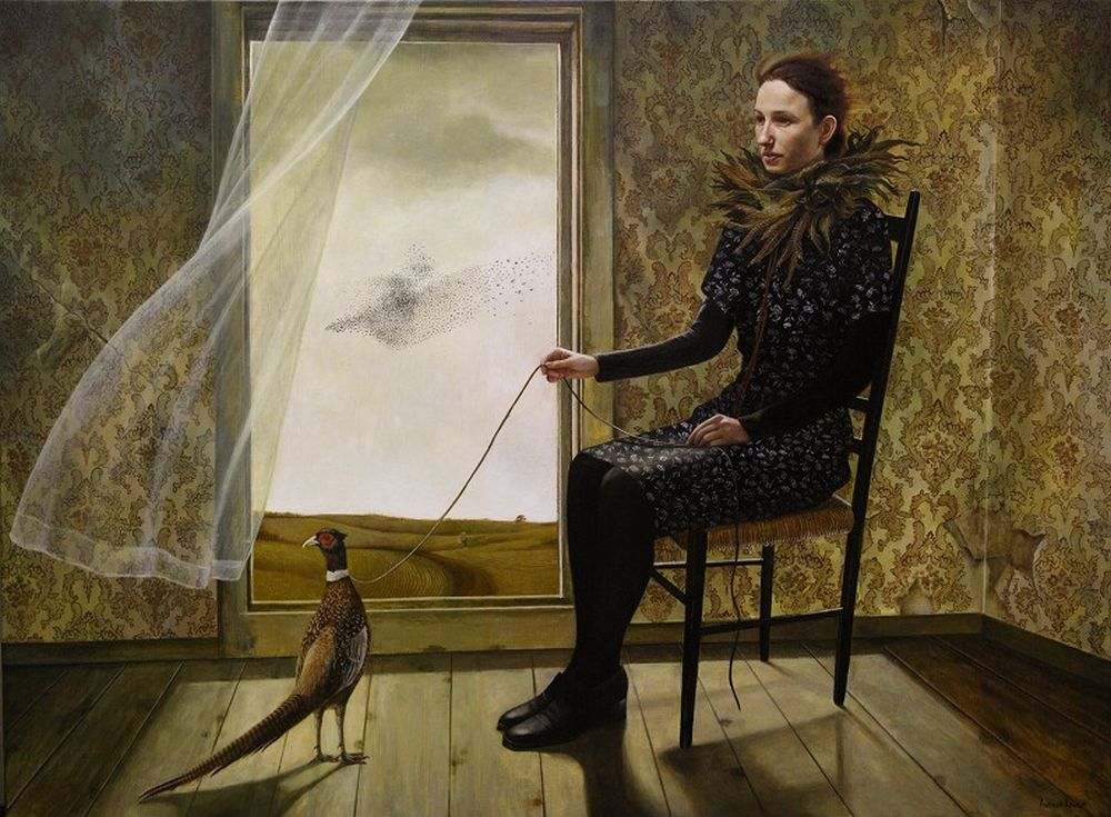 Andrea Kowch Paintings 17985