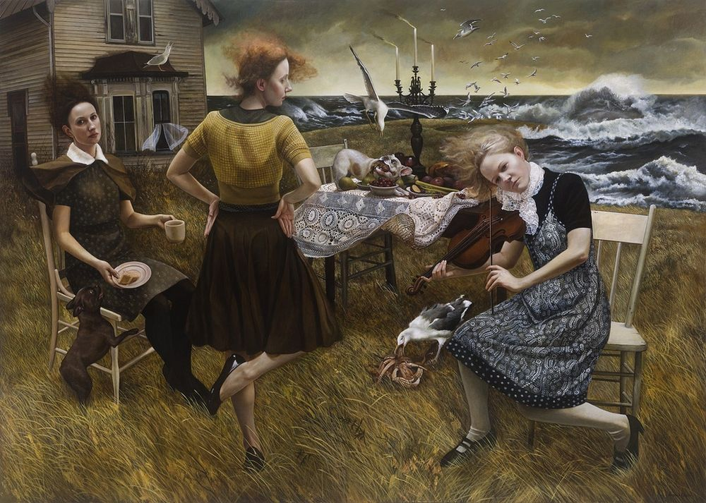 Andrea Kowch Paintings 27846