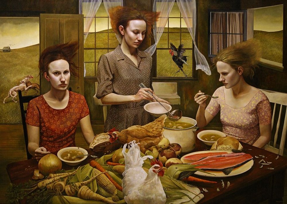 Andrea Kowch Paintings 28596