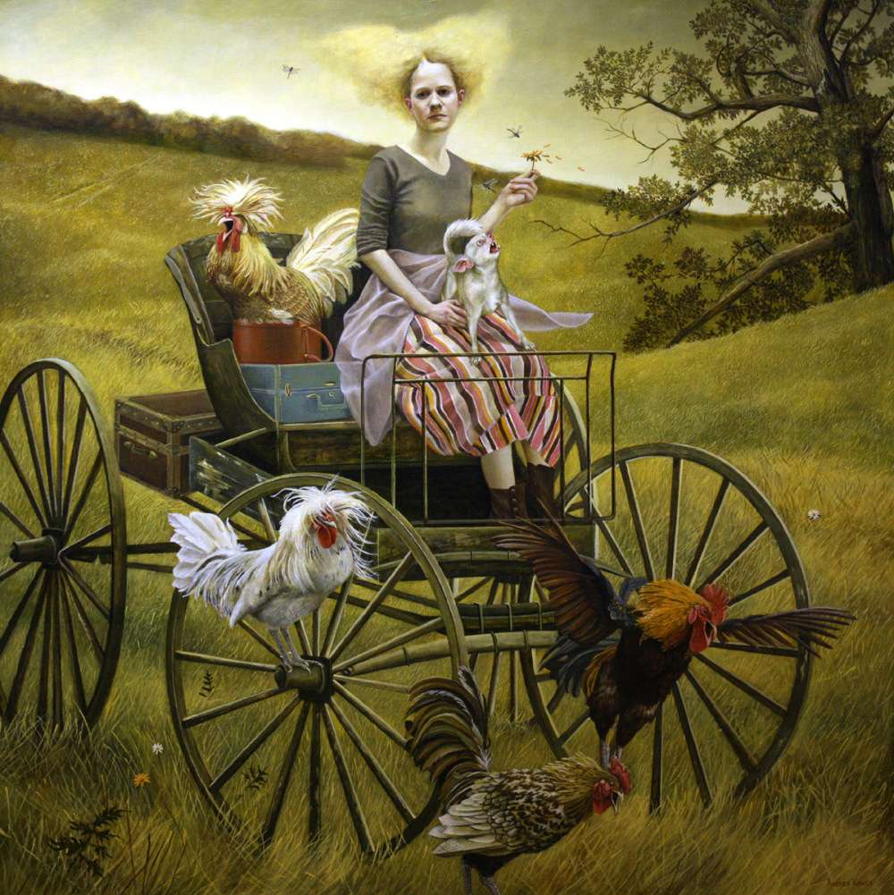 Andrea Kowch Paintings 35841